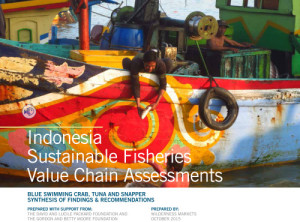 Indonesia Fisheries Value Chain Assessments Summary Findings