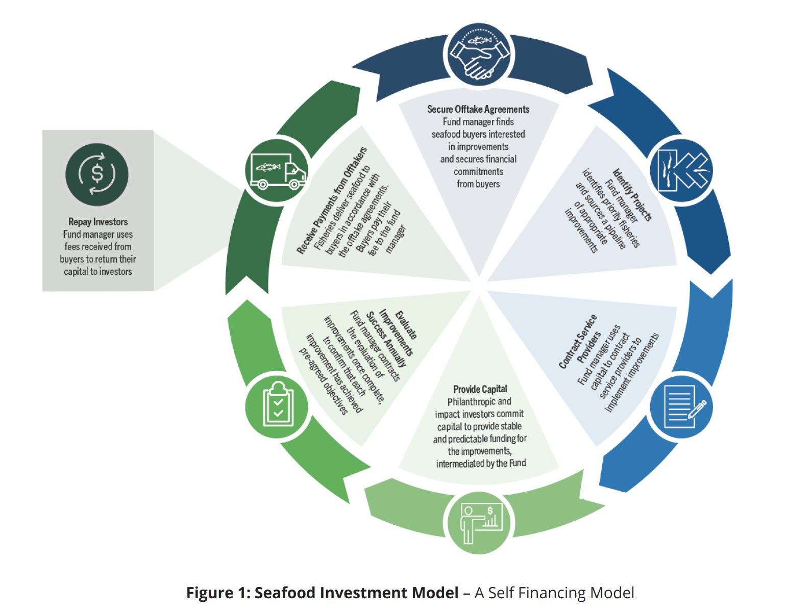 Seafood Investment Model